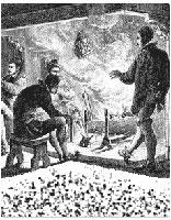 Историческое появление камина